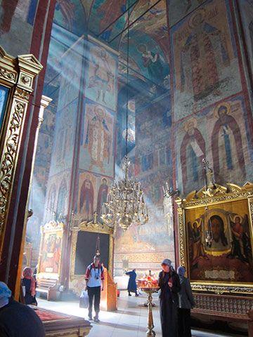 大聖堂の内部