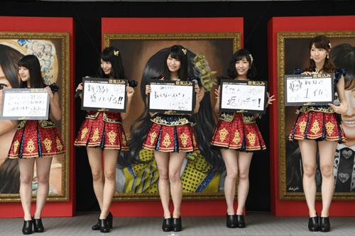 AKB48オープニングセレモニー2