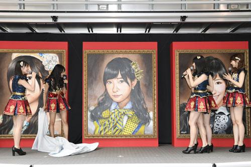 AKB48オープニングセレモニー1