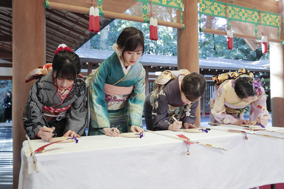 乃木坂成人式1