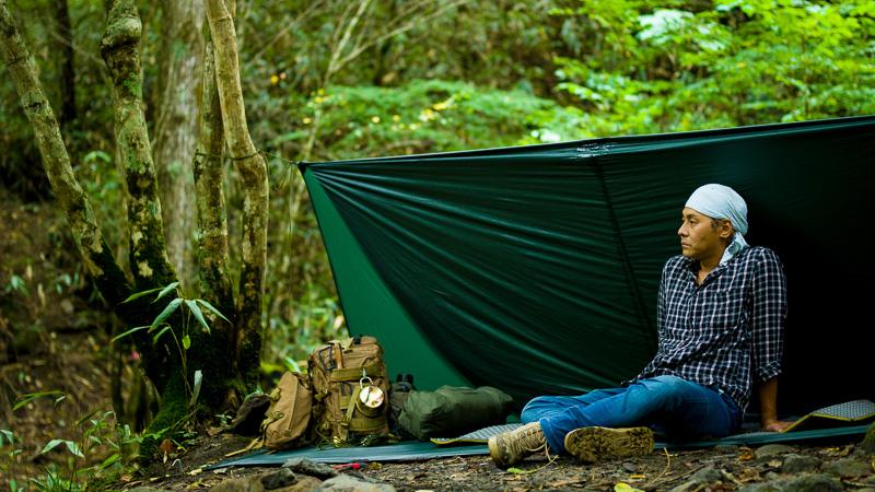 ヒロシのぼっちキャンプ